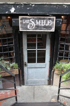 The Smile was Matt and Carlos' first stab into the restaurant business after many successful nightlife ventures.
