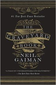 The Graveyard Book -Neil Gaiman