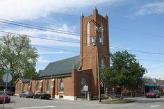 St. Paul's Episcopal Church, C. 1831 - Franklin. Tn