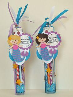 party favors, birthday parties, cricut tags, princesses, parti favor