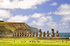 Easter Island ^at