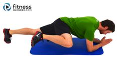 Advanced Core Burning Workout - Challenging 20 Minute Abs and Obliques Workout - Fitness Blender