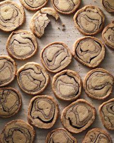 Cinnamon-Log Slices Cookie Recipe