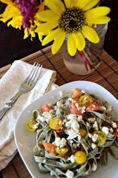 Vegetable Pasta with
