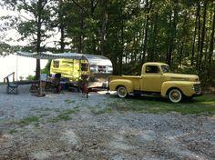 Camping at Dames Ferry, Lake Juliette in Juliette GA