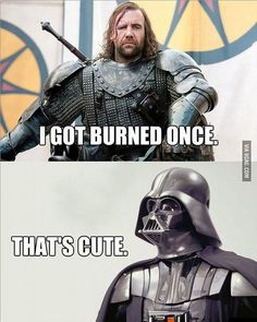"""This Game Of Thrones comparison. 
