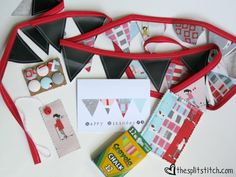 bunting / banner / pennant