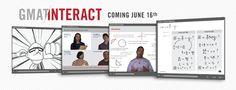 July 16, when GMAT Interact starts!