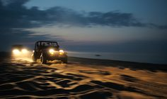 Light your way with Jeep