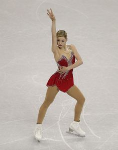 Gracie Gold (USA) competes in the Ladies Short Program at the 2013 Prudential U.S. Figure Skating Championships in Omaha, Nebraska, January 23, 2013