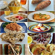 Healthy Recipe Roundup 1 #fooddonelight #healthyrecipes