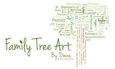another word for family tree