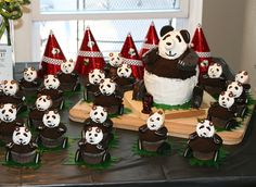 How to Throw a Panda Birthday Party Birthday Parties, Baby Birthday, 2Nd Bday, Bday Parties, Pandas Birthday
