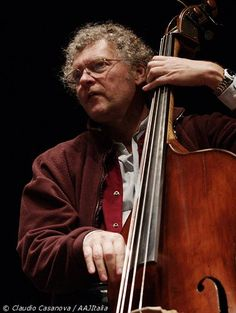 Miroslav Vitous - Czech bassist, founding member of Weather Report. Amazing soloist on Double Bass and bass guitar. Very well known from the album Now He Sings, Now He Sobs with Chick Corea and Roy Haynes.