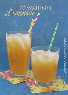 Hawaiian Lemonade. Now just add a little vodka.