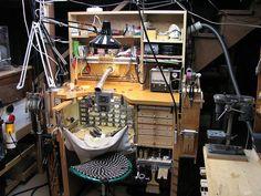 workbench #jewelrymaking