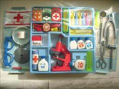 Srta. Pepis: maletín de enfermera