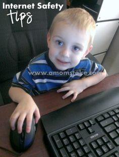 Teach Your Children Internet Safety! #Safety