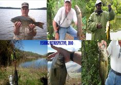 Fishing Retrospective 2010