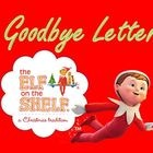This is a letter from your elf  to your child(ren) that says goodbye. The elf thanks your child for showing grace, kindess, and love. The elf ties ...
