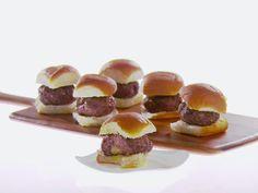 Lamb Sliders Recipe : Giada De Laurentiis : Food Network - FoodNetwork.com