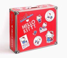 Hello Kitty x Moxi Roller Skates: Red
