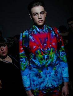 FASHION156 - The London Collections Men SS13 Review Issue / Features / The Rise Of Menswear In London