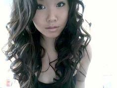 big voluminous curls