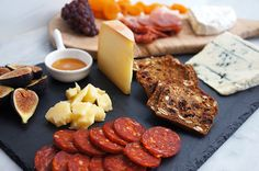 How To Make a Cheese Plate - Quinn Cooper Style