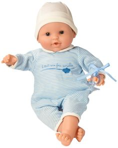 """Corolle Les Classiques 14"""" baby doll. $49."""