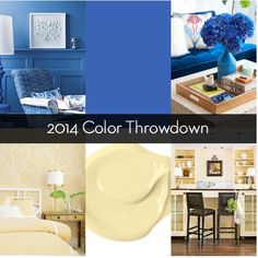2014 Color of the Year THROWDOWN » Curbly | DIY Design Community