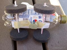 Nerdy Science: Recyclable Racers