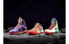 "Nike Basketball ""All-Star"" 2013 Collection"