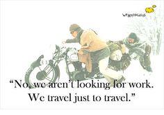 The Motorcycle Diari