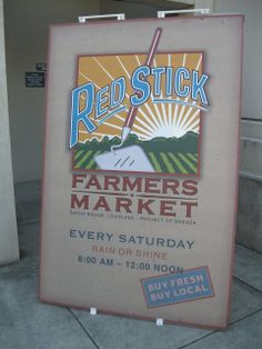 Fleur-de-Life: Things to Do in Baton Rouge: Red Stick Farmer's Market