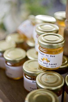 honey honey favor idea