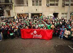 St. Patrick's Day Parade and Breakfast | St. John's University