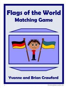 Free flag matching game!