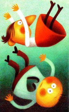 ilustración de Paula Metcalf