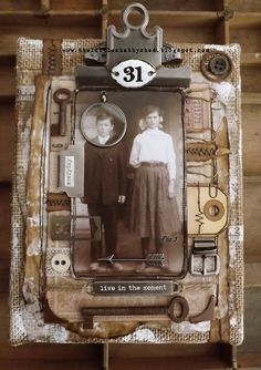 The Little Shabby Shed: CHA project -Tim Holtz Ideaology; Jan 2014