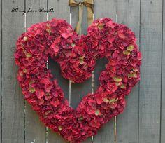 valentine wreaths | Valentine wreath | Valentine