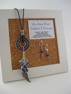 Using a picture frame is one of my favorite ways to display jewelry. I love the way it highlights...