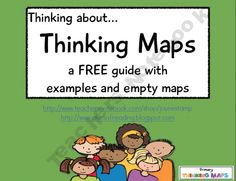 Thinking about...Thinking Maps: A FREE Guide