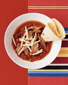"See the ""Spicy Pulled Pork"" in our Our Best Slow-Cooker Recipes gallery"