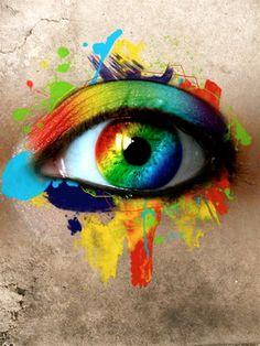 eye...so cool