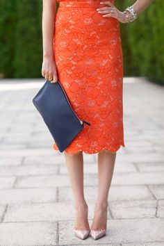 Coral lace