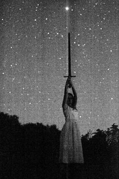piercing the night sky  By: Frederick Dunn