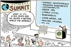 Climate change - what if we create a better world for nothing?