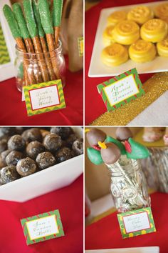 Peter Pan Party/Party Food