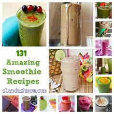 131 #Smoothie #Recipes